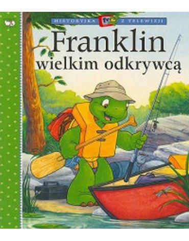 Wydawnictwo Debit - Franklin wielkim odkrywcą