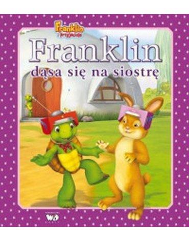 Wydawnictwo Debit - Franklin dąsa się na siostrę