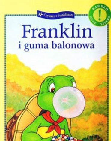 Wydawnictwo Debit - Franklin i guma balonowa