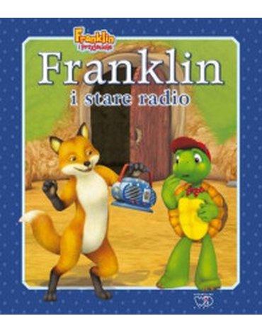 Wydawnictwo Debit - Franklin i stare radio