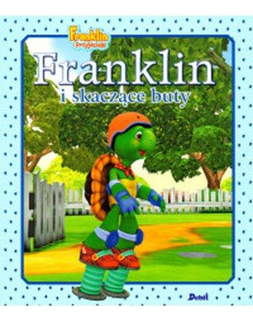 Wydawnictwo Debit - Franklin i skaczące buty