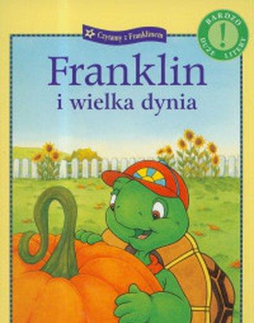 Wydawnictwo Debit - Franklin i wielka dynia