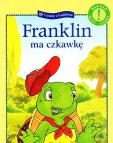 Wydawnictwo Debit - Franklin ma czkawkę