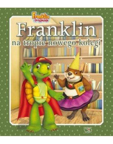 Wydawnictwo Debit - Franklin na tropie nowego kolegi