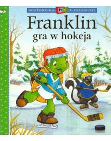 Wydawnictwo Debit - Franklin gra w hokeja