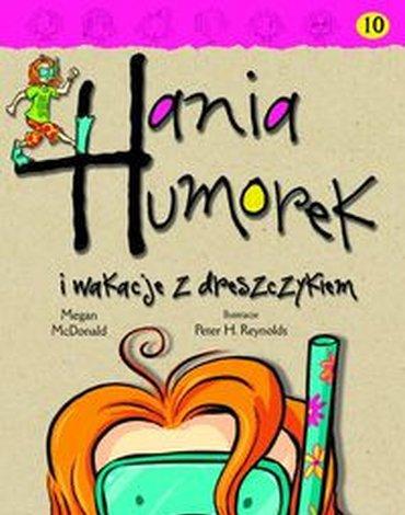 Egmont - Hania Humorek i wakacje z dreszczykiem