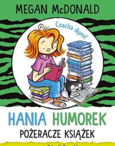 Egmont - Hania Humorek. Pożeracze książek