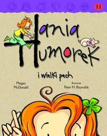 Egmont - Hania Humorek i wielki pech