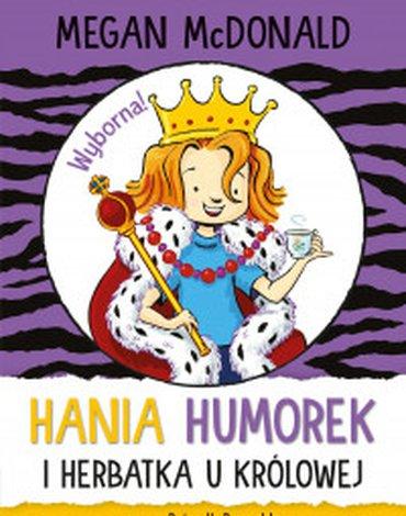 Egmont - Hania Humorek i herbatka u królowej