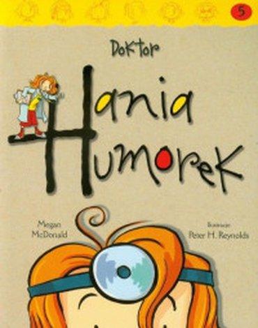 Egmont - Hania Humorek. Tom 5. Doktor Hania Humorek