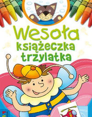 Literka - Wesoła książeczka trzylatka