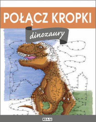 Rea - Połącz kropki. Dinozaury