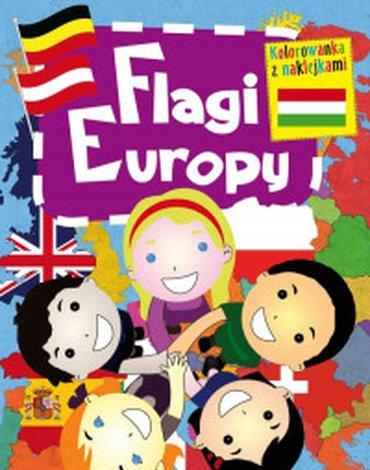 BOOKS - Flagi Europy