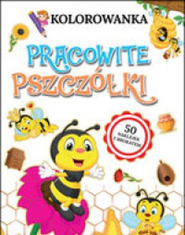 Martel - Kolorowanka. Pracowite pszczółki