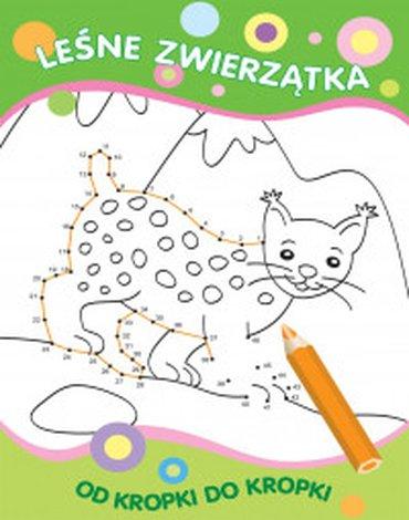 Olesiejuk Sp. z o.o. - Od kropki do kropki. Leśne zwierzątka