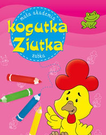 Skrzat - Mała akademia kogutka Ziutka Żabka