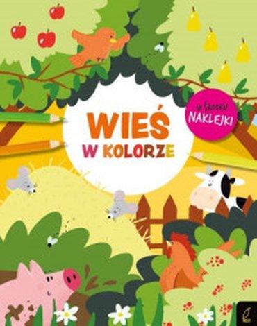 Wilga / GW Foksal - W kolorze. Wieś