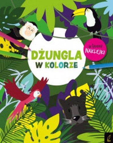 Wilga / GW Foksal - W kolorze. Dżungla