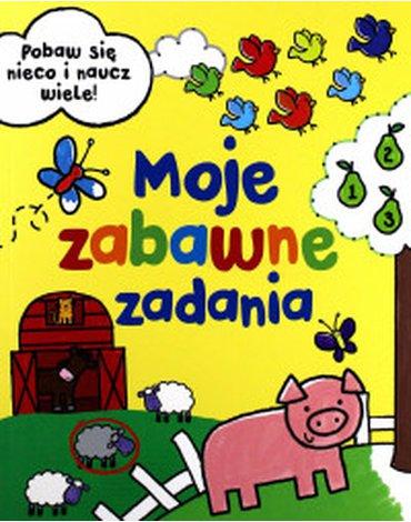 Olesiejuk Sp. z o.o. - Moje zabawne zadania