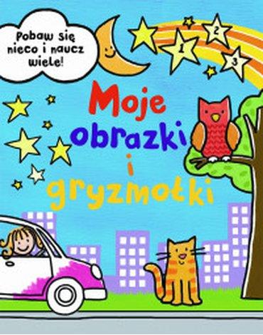 Olesiejuk Sp. z o.o. - Moje obrazki i gryzmołki