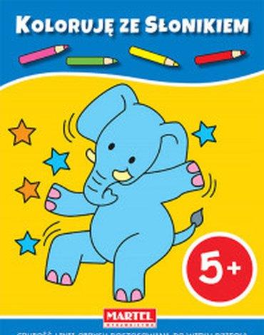 Martel - Koloruję ze słonikiem