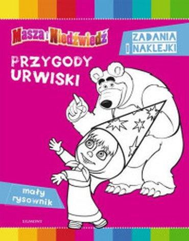 Egmont - Masza i Niedźwiedź. Przygody urwiski