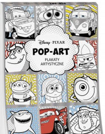 Ameet - Disney Pixar. Pop art. Plakaty artystyczne