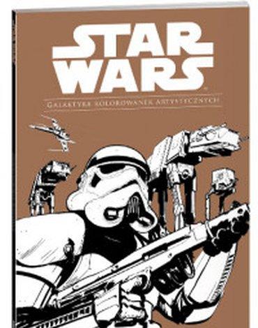 Ameet - Star Wars. Galaktyka kolorowanek artystycznych