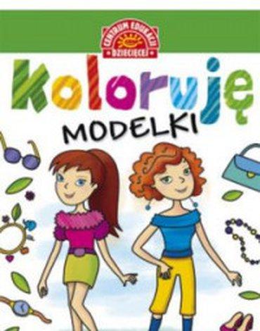 Centrum Edukacji Dziecięcej - Koloruję. Modelki
