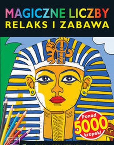 Arti - Magiczne liczby. Tajemnicze kształty - Faraon