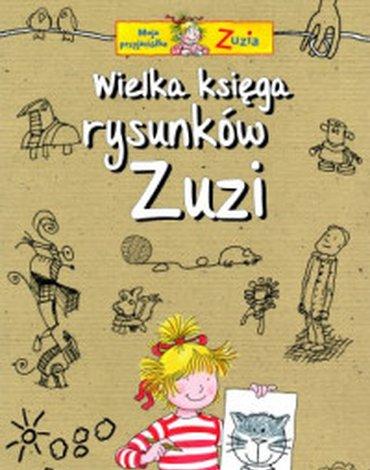 Media Rodzina - Wielka księga rysunków Zuzi
