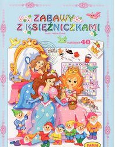 Pasja - Zabawy z księżniczkami