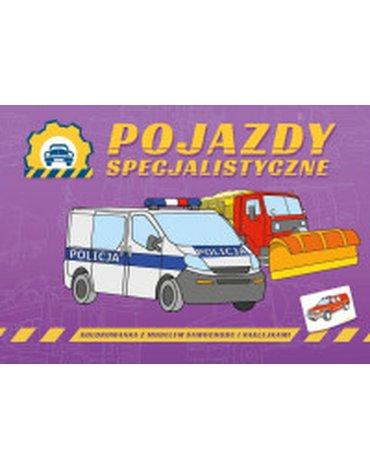 Skrzat - Pojazdy specjalistyczne