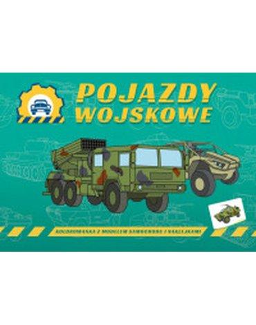 Skrzat - Pojazdy wojskowe