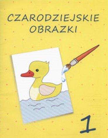 Wydawnictwo Szkolne PWN - Czarodziejskie obrazki 1