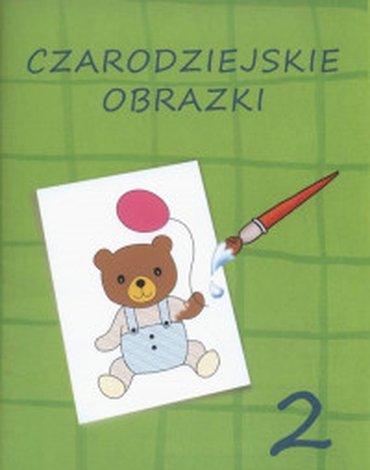 Wydawnictwo Szkolne PWN - Czarodziejskie obrazki 2