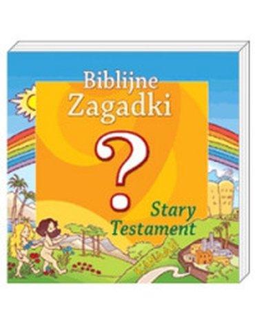 Fides - Biblijne zagadki. Stary Testament. Część 1