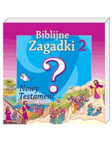 Fides - Biblijne zagadki. Nowy Testament Część 2