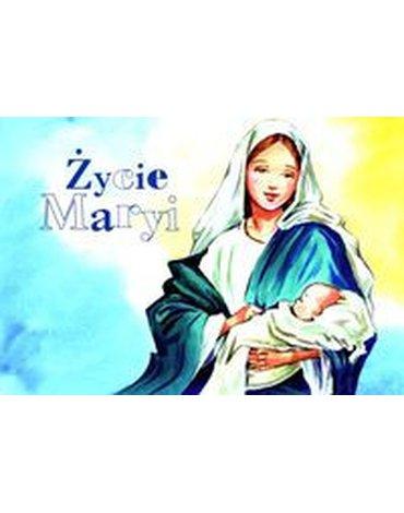 Promic - Życie Maryi - malowanka dla dzieci