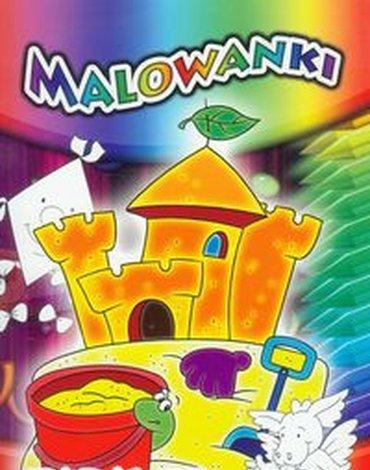 Liwona - Malowanki Zabawki A4