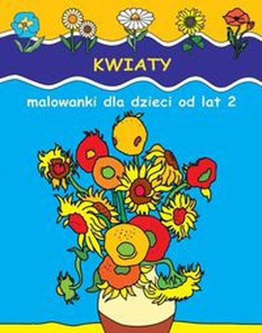 Siedmioróg - Kwiaty Malowanki od lat 2