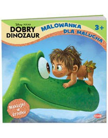 Ameet - Dobry dinozaur. Malowanka dla malucha