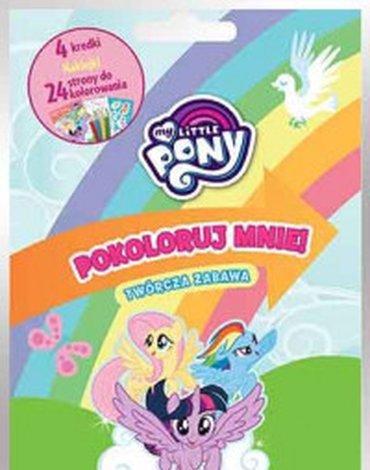Egmont - Zabawa na sto dwa. My Little Pony. Pokoloruj mnie