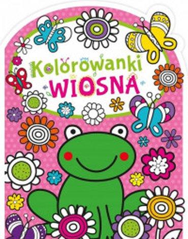 Wilga / GW Foksal - Kolorowanki. Wiosna