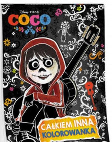 Ameet - Coco. Całkiem inna kolorowanka