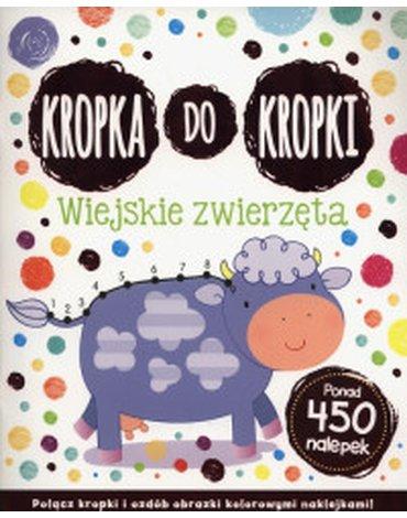 Olesiejuk Sp. z o.o. - Kropka do kropki. Wiejskie zwierzęta
