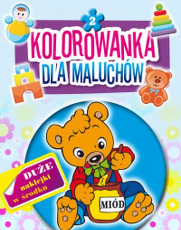 MD - Kolorowanka dla maluchów 2