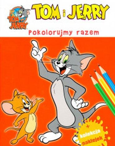Arystoteles - Tom i Jerry. Pokolorujmy razem