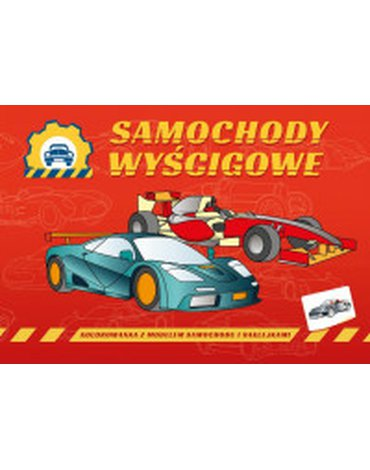 Skrzat - Samochody wyścigowe