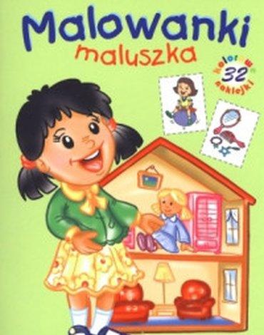 Pasja - Malwinka Malowanki maluszka
